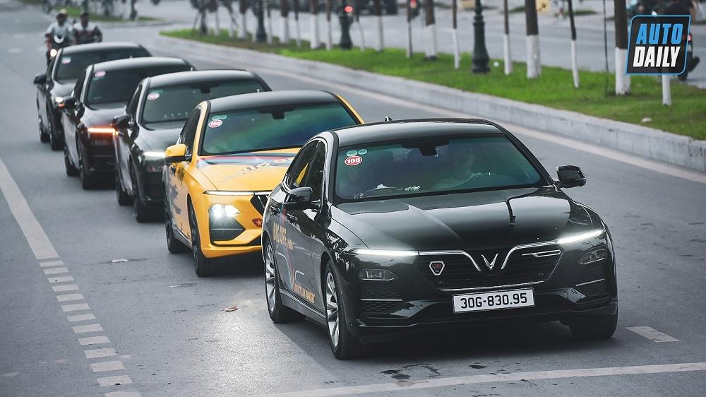 VinFast tiếp tục tăng trưởng, bán được gần 3.800 xe trong tháng 7/2021