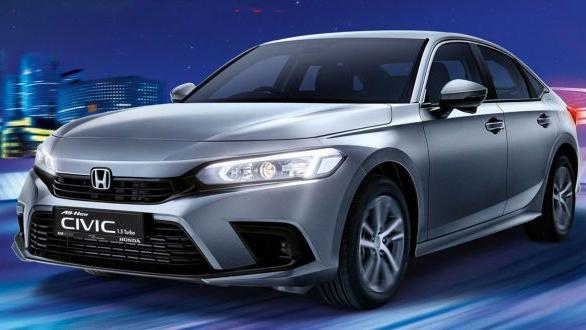 Honda Civic 2022 ra mắt tại Singapore, giá từ 90.600 USD