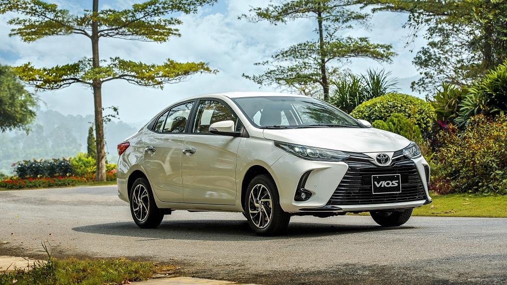 Tháng 7/2021: Toyota Việt Nam bán được 3.689 xe