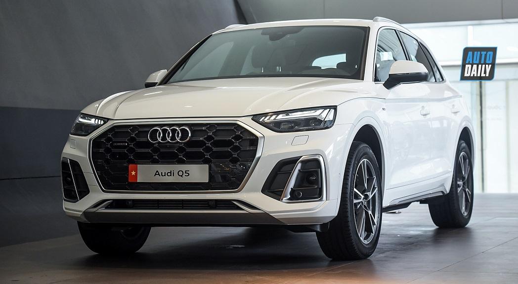 Audi Việt Nam đề nghị giảm 50% phí trước bạ cho xe nhập khẩu
