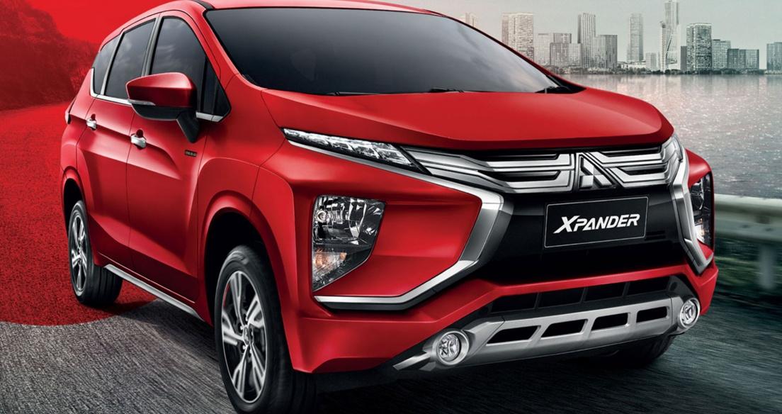 Mitsubishi Xpander phiên bản đặc biệt Passion Red Edition