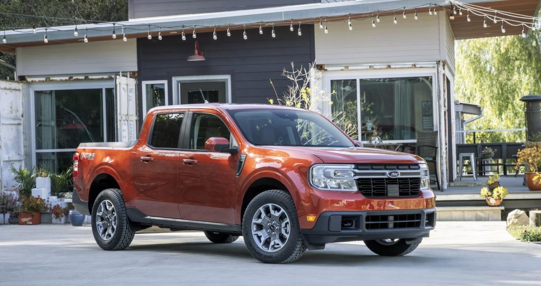 Ford Maverick 2022 gây sốt với hơn 100.000 đơn đặt hàng