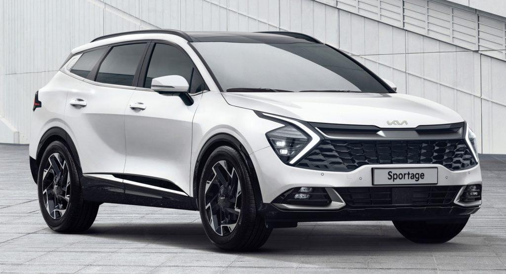 Kia Sportage phiên bản siêu tiết kiệm nhiên liệu sắp ra mắt