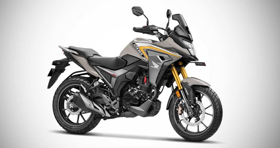 Xế phượt giá rẻ Honda CB200X 2021 ra mắt, giá từ 1.946 USD
