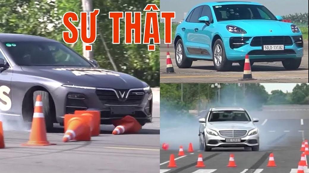 Sự thật về phanh ABS trên xe VinFast và Mercedes, Porsche mà bạn chưa bao giờ nghe!
