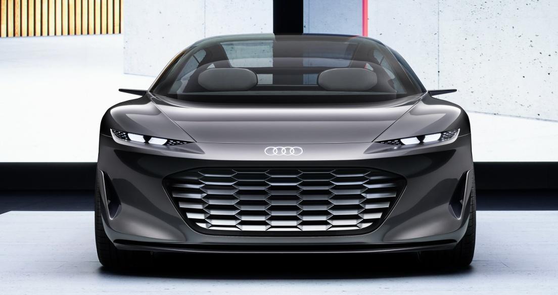 Audi Grandsphere: Tương lai A8 là đây - Mercedes S Class và BMW 7 Series lo dần là vừa