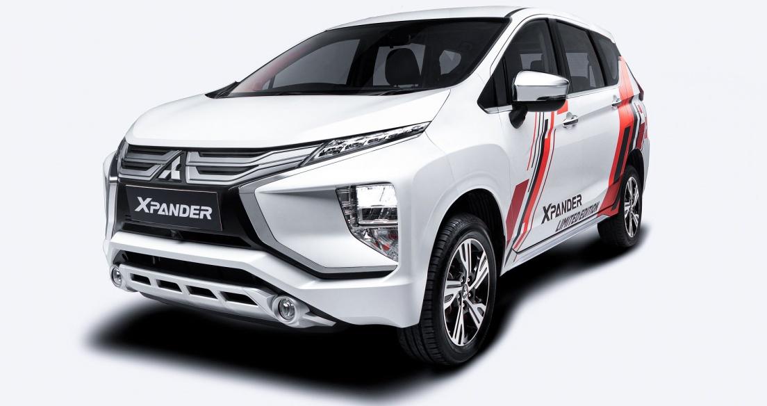 Mitsubishi Xpander phiên bản đặc biệt ra mắt tại Việt Nam, giá 630 triệu đồng