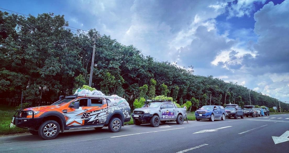 Ford Việt Nam khởi động Tháng Chăm sóc Toàn Cầu năm 2021