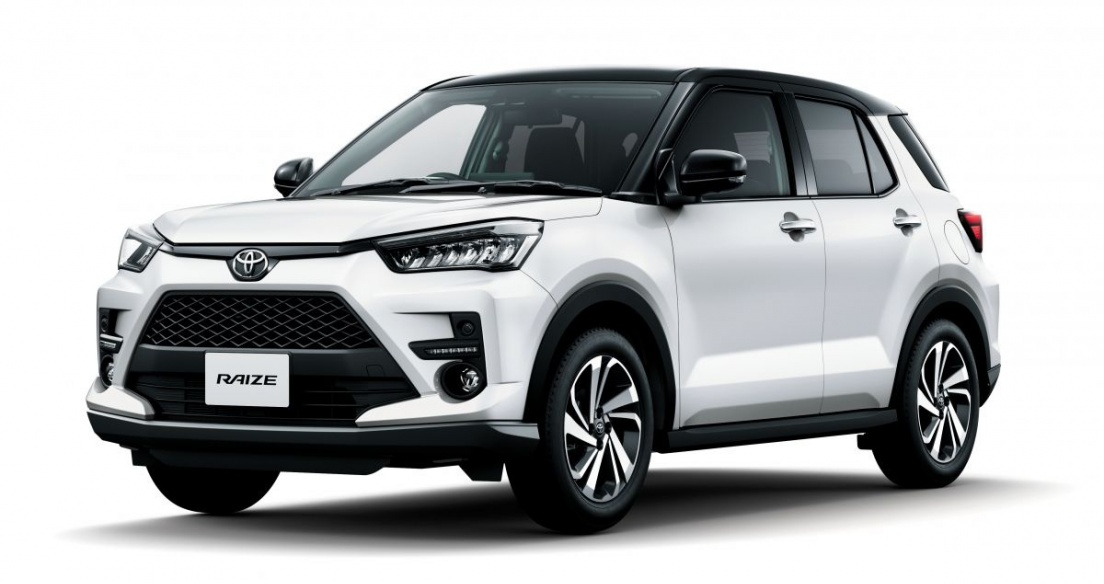 Toyota Raize 2021 có thể ra mắt tại Việt Nam vào tháng 11