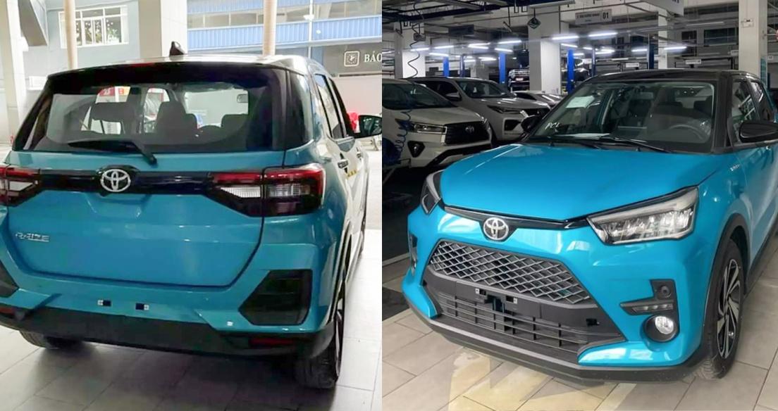 Toyota Raize 2021 đã về đại lý, giá dự kiến hơn 500 triệu