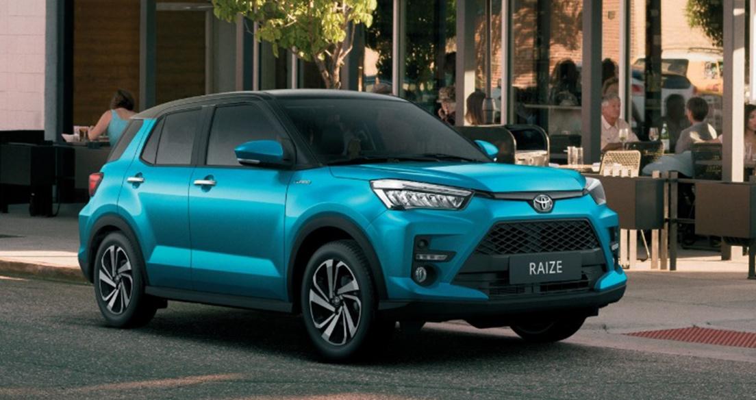Toyota Việt Nam nhá hàng mẫu xe mới sắp ra mắt