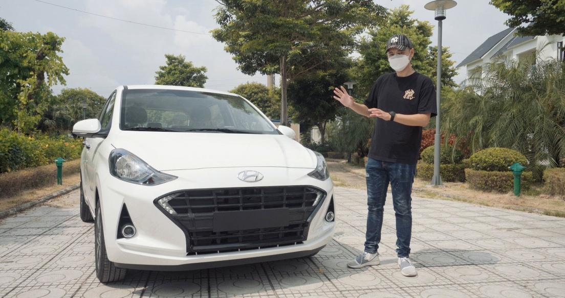 Trải nghiệm chi tiết ưu nhược điểm Hyundai i10 2021 - Đối thủ của VinFast Fadil và Kia Morning