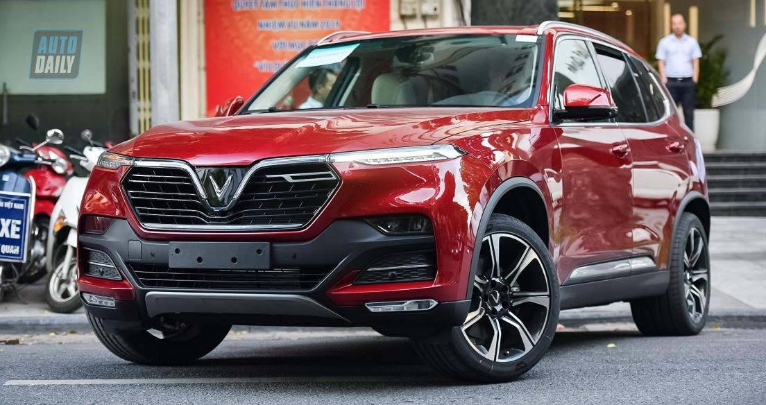 VinFast bán gần 3.500 xe trong tháng 9, Lux SA có doanh số ấn tượng