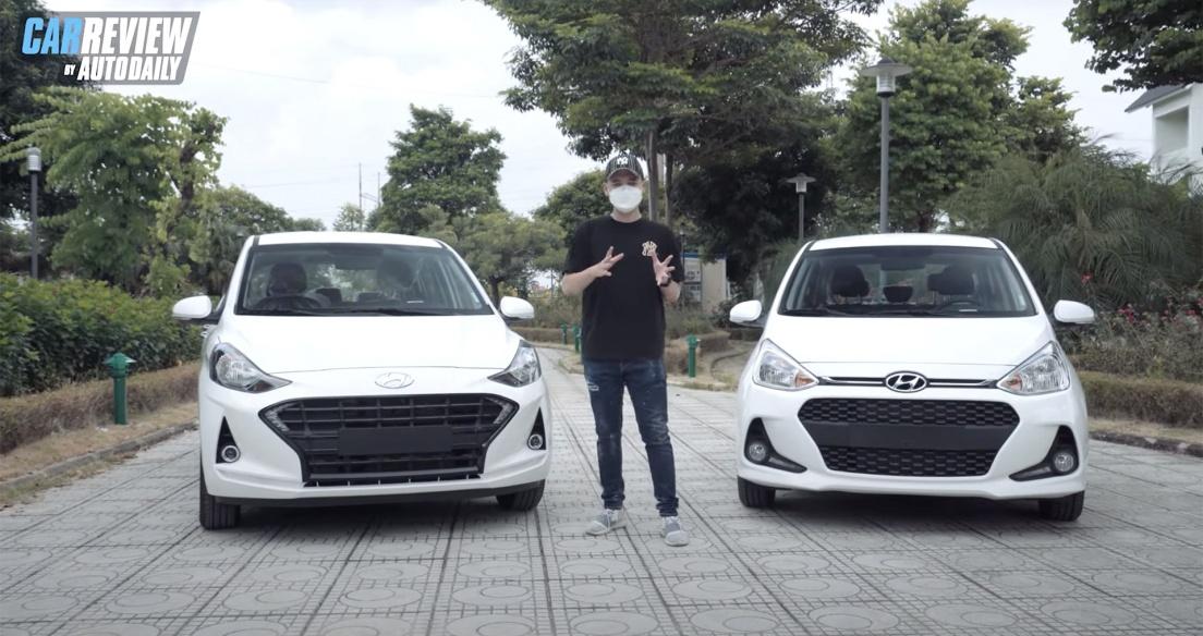 So sánh Hyundai i10 2021 và bản cũ - Bạn thích xe nào?