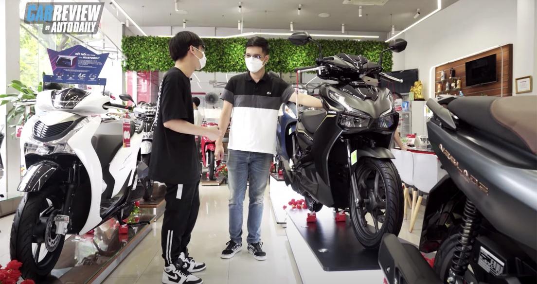 Những lợi ích thuyết phục khi mua xe máy Honda chính hãng