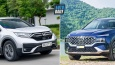 Độ ổn định của Santa Fe và CR-V: Xe nào được đánh giá cao hơn?