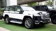 Cận cảnh Toyota Land Cruiser VXR 2022 vừa về Campuchia