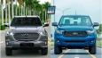 Chọn Mazda BT-50 2021 nhập khẩu hay Ford Ranger 2021 lắp ráp trong nước?