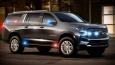 """""""Khủng long"""" Chevrolet Suburban siêu đặc biệt giá 3,6 triệu USD"""