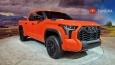 Ảnh thực tế Toyota Tundra 2022 – đối thủ của Ford F-150