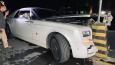 Rolls-Royce phantom Coupe Series II của đại gia Campuchia gặp nạn