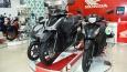 Honda SH 2021 về đại lý, bản đen mờ chênh giá hơn 10 triệu