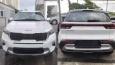 Kia Sonet về đại lý, giá cao nhất 609 triệu, cạnh tranh Toyota Raize