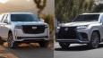 SUV hạng sang cỡ lớn: Chọn Lexus LX 2022 hay Cadillac Escalade 2021?