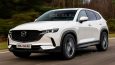 Xem trước thiết kế của Mazda CX-50 2023