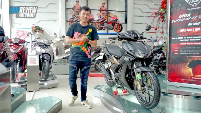 Honda Winner X màu chất, giá tốt - Không mua lúc này thì mua lúc nào!