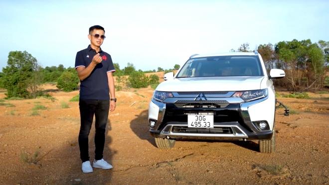 Thử hệ thống 4WD trên Mitsubishi xem hay như thế nào