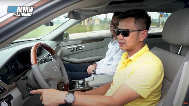 Nâng cấp Mercedes E300 W212 - Tiền mất, ĐỒ NGON hay TẬT MANG?