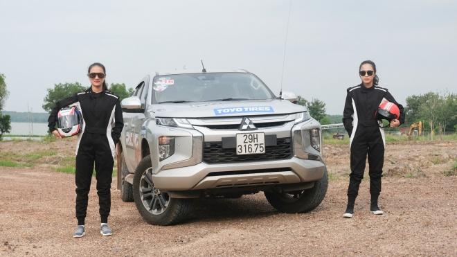 Đội Racing AKA tham dự giải đua HTV Challenge Cup 2020 cùng Mitsubishi Triton