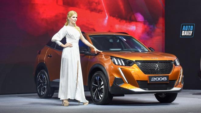 Peugeot 2008 2021 chính thức ra mắt tại Việt Nam, giá từ 739 triệu