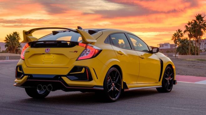 Honda Civic Type R Limited Edition 2021 - Chiếc Civic KÍCH THÍCH bậc nhất