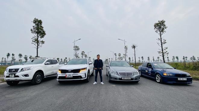 Vlog đặc biệt: Lê Hùng trải lòng về 4 mẫu xe TRUYỀN CẢM HỨNG