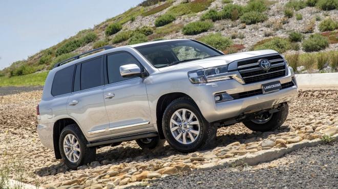 Toyota Land Cruiser Horizon bản đặc biệt giới hạn chỉ 400 chiếc