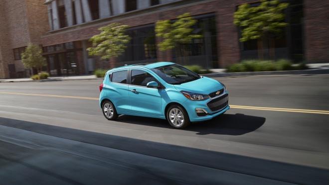 Chevrolet Spark 2021: Mẫu xe mới rẻ nhất nước Mỹ có gì?