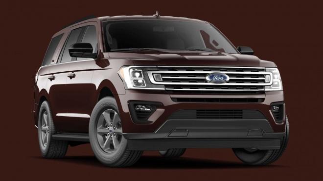 Ford Expedition 2021 có thêm phiên bản 2 hàng ghế, giá cực hấp dẫn