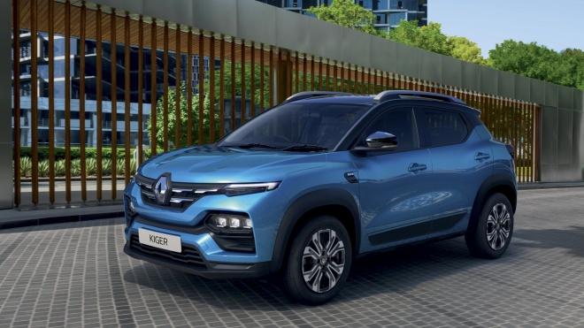 Renault Kiger 2021 ra mắt: Thêm lựa chọn crossover cỡ nhỏ
