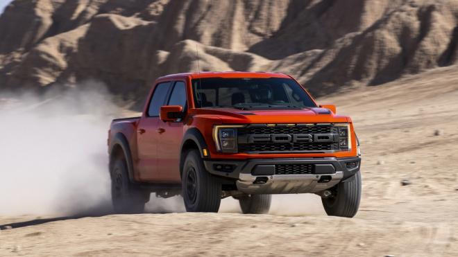 Chi tiết siêu bán tải Ford F-150 Raptor thế hệ mới