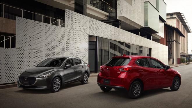 Mazda2 2021 ra mắt tại Thái Lan, giá từ 18.280 USD