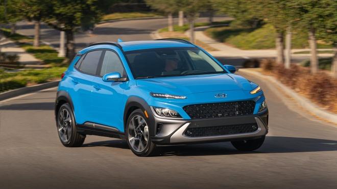 Hyundai Kona 2022 ra mắt tại Mỹ, chờ về Việt Nam