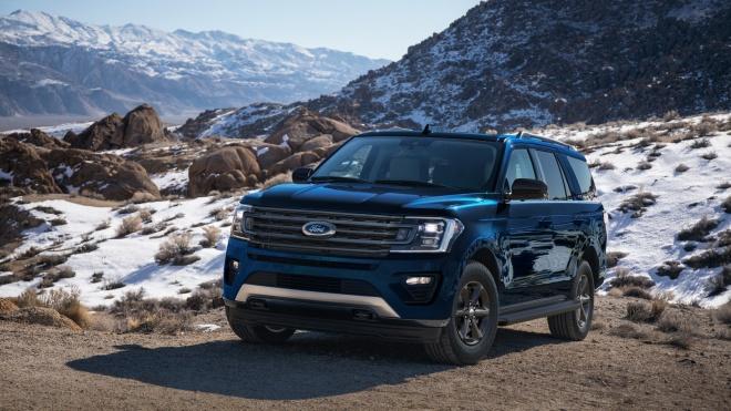 Ford Expedition 2021 phiên bản 5 chỗ ra mắt, giá dưới 50.000 USD