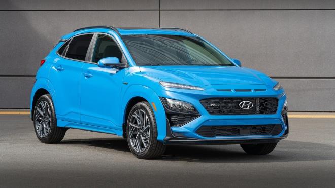 Hyundai Kona 2022 nhiều nâng cấp, chờ về Việt Nam, đấu Kia Seltos cho ngôi vị số 1