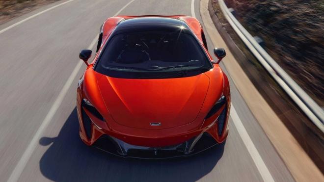 Siêu xe hybrid V6 McLaren Artura mạnh 671 mã lực, giá từ 225.000 USD