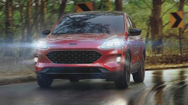 Ford Escape 2021 ra mắt, thêm nhiều cập nhật đáng chú ý