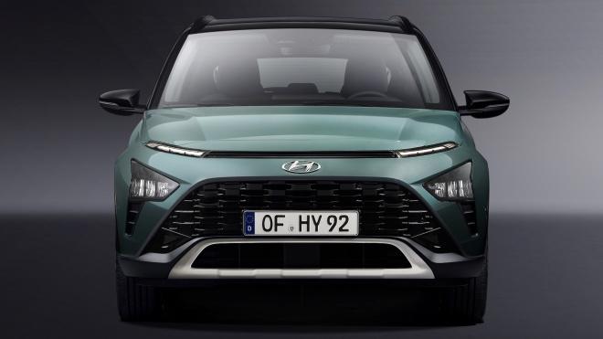 SUV đô thị Hyundai Bayon chính thức trình làng