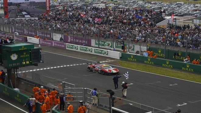 Ferrari sẽ chính thức tham dự giải đua Le Mans Hypercar từ năm 2023