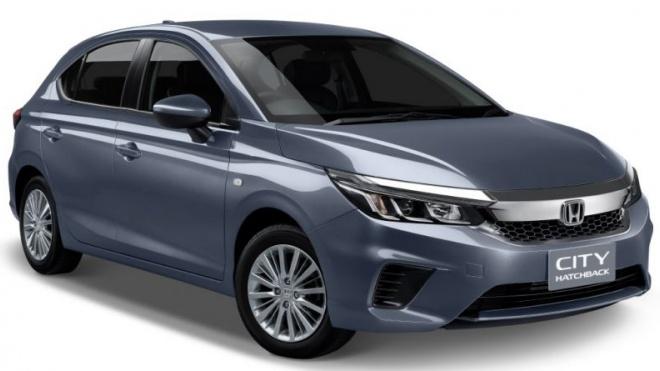 Honda City Hatchback RS 2021 ra mắt tại Indonesia